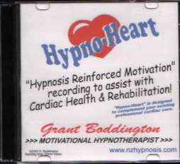 Cardiac rehabilitation Hypnosis CD or MP3