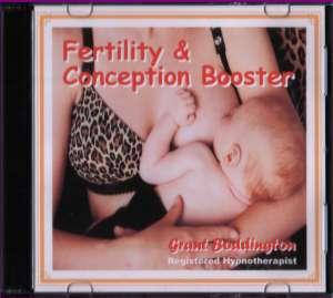 Hypnosis Fertility                         & Conception Booster