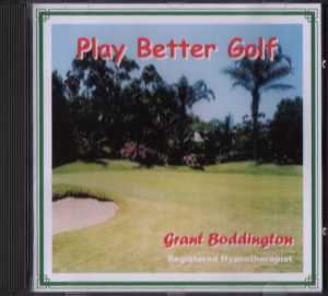 Play better                         golf with Hypnosis CD or MP3
