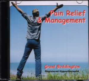 Hypnosis Pain Relief & Management                         CD/MP3